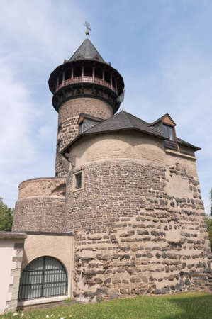 13th: Ulrepforte in Cologne. Built during the 13th century it was part of the medieval city encircling wall.