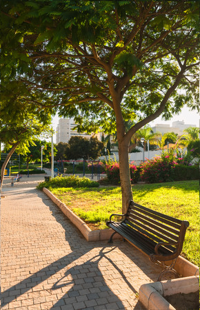 ashdod: all park in the city of Ashdod in Israel