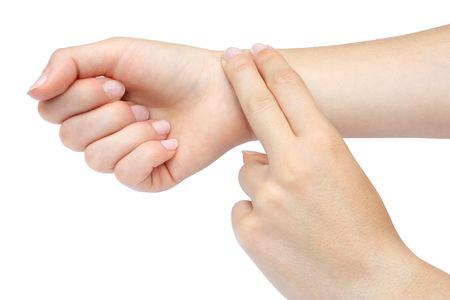 pulso: Compruebe su pulso