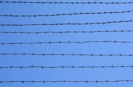 Razor wire Stock Photo - 7545572
