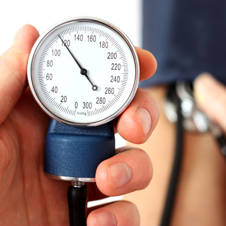 blood pressure gauge: Measuring the normal blood pressure