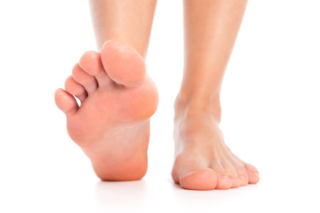 foot pain: Feet isolted