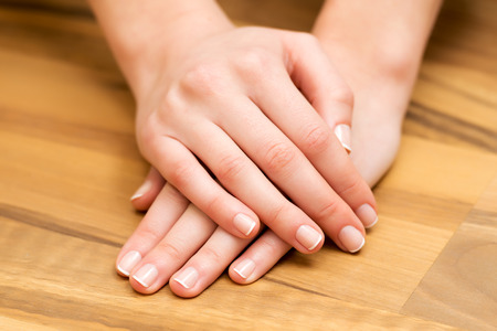 hand care: Hand and nail care