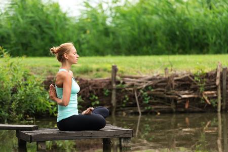 reverse: Reverse Prayer Yoga