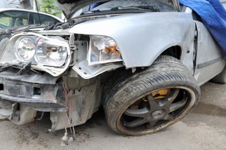 devastating: Car Accident