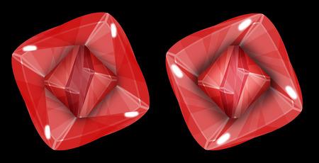 pietre preziose: Si tratta di pietre preziose. Questo � gli elementi angolari.