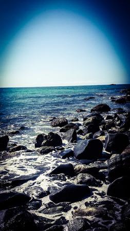 tides: The Tides on the Rocks