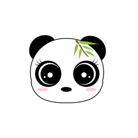 baby bear: Cute panda