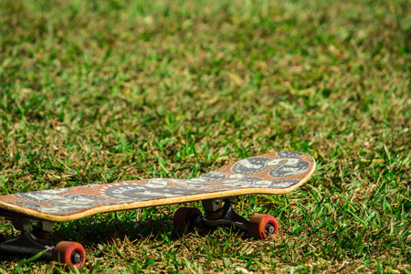 radical love: Skate on the lawn