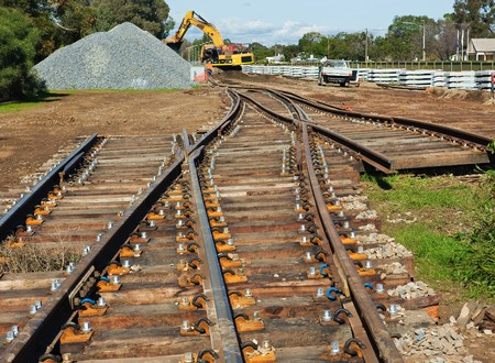 modernization: railway track preparation for modernization