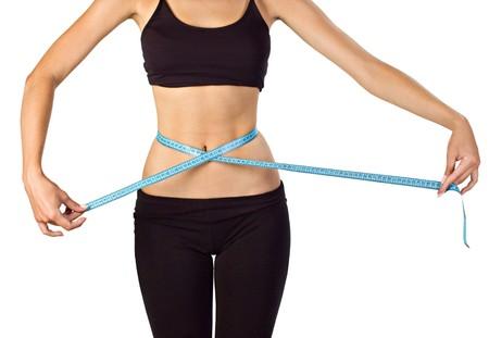 허리의 잘룩 한 선: slim waist