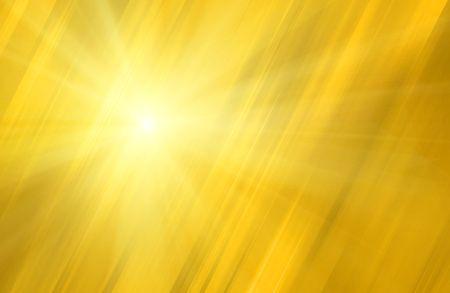 Shiny background with sun rays Stock Photo - 5077685