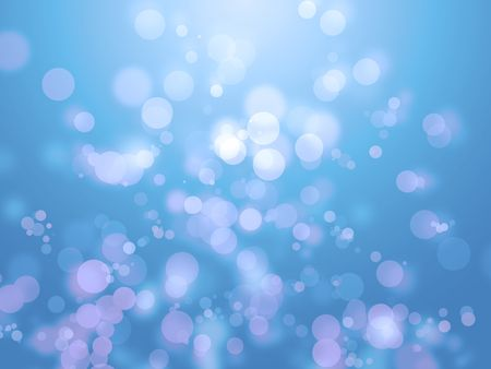 Bright blue tone background with sparkles Stock Photo - 5077859
