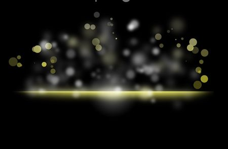 Shiny design with colorful sparkles - can be used as a text background