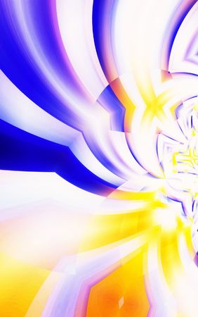 Abstract, bright, vivid background