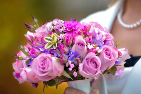 occasion: beautiful bridal bouquet