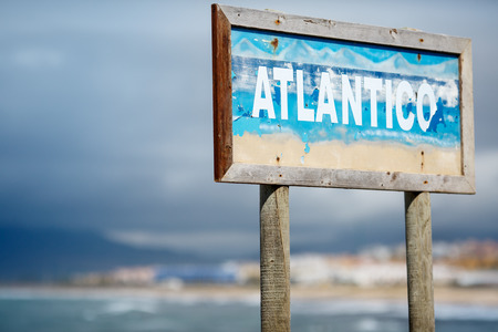 Tarifa, Spain (Southern Point of Europe - The place where Atlantic Ocean meets Mediterranean Sea)