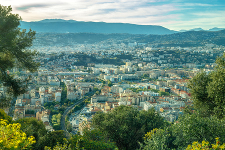 View of Nice - Cote dAzur, France