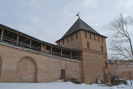 The Kremlin Of Novgorod The Great, Russia photo
