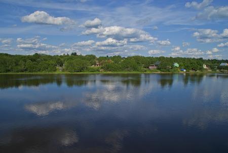 volkhov: Volkhov river Stock Photo