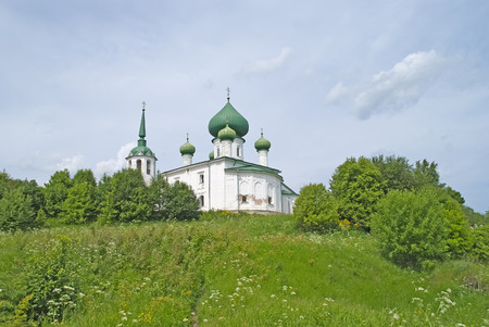 forerunner: The Church of St. John the Baptist on Malysheva Mountain, Staraya Ladoga