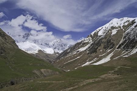 ushguli: Ushguli is the highest permanent settlement in Europe, after the village of Kurush (2560 m above sea level)