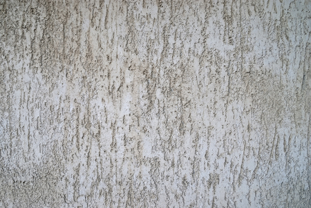 fissure: Grey wall background with fissure Stock Photo