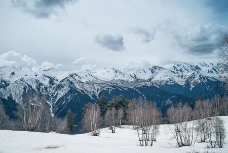 svaneti: Upper Svaneti, Georgia, Europe Stock Photo
