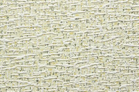 fabric paper texture background in pale green white teal color. convex white divorce