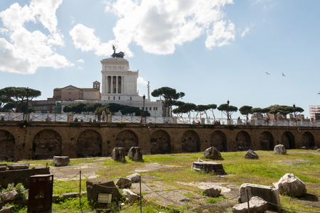 victor: Victor Emmanuel II monument