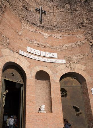 angeli: Santa Maria degli Angeli e dei Martiri Editorial