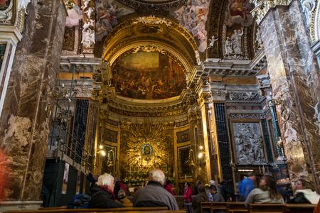 bernini: Santa Maria della Vittoria