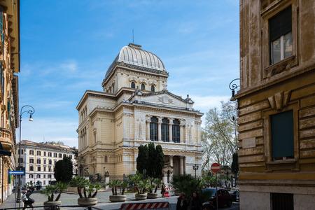 synagogue: Great Synagogue of Rome