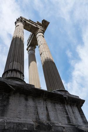 apollo: Tempio di Apollo Sosiano