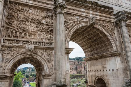 severus: Arch of Septimius Severus