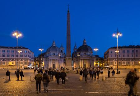 piazza: Piazza del Popolo Editorial