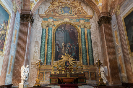 Angeli: St Mary of the Angels and the Martyrs