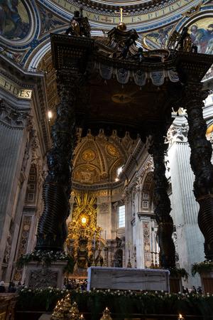 basilica: St Peters Basilica