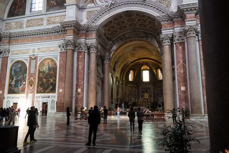 martiri: Basilica di Santa Maria degli Angeli e dei Martiri