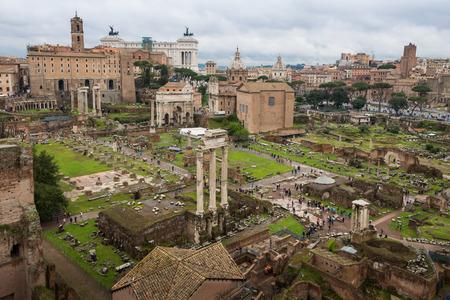 Forum romain Éditoriale