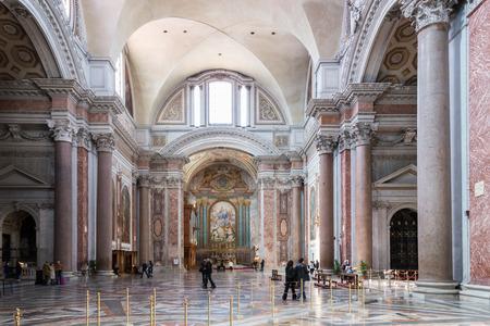 angeli: Basilica di Santa Maria degli Angeli e dei Martiri