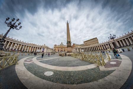 vatican: St Peters Basilica - Vatican Editorial
