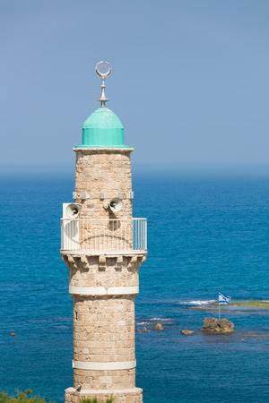 yaffo: Mosque in Jaffa, Israel