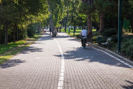 tel aviv: A walk in Tel Aviv, Israel