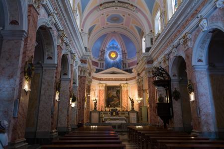 jaffa: St. Peters Church in Jaffa, Israel
