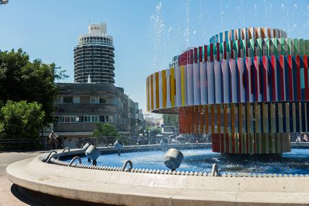A walk in Tel Aviv, Israel