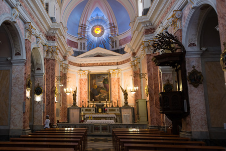 yaffo: St. Peters Church in Jaffa, Israel