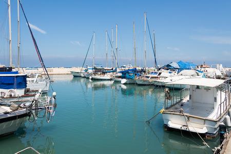 jaffa: Jaffa port, Israel