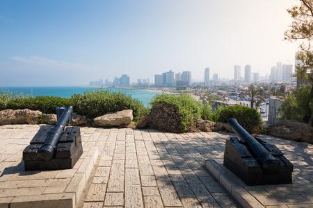 tel aviv: Tel Aviv cityscape Editorial
