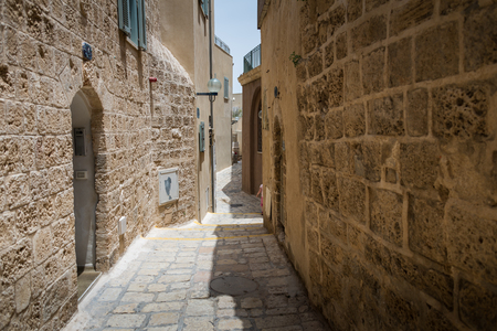 jaffa: Old Jaffa alley
